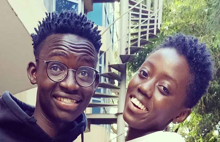 Dating? MCA Tricky and Rue Baby tell it all