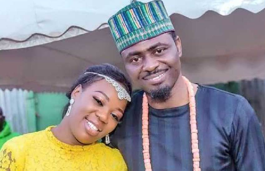 Ruth Matete pays tribute to her late husband, reveals her unborn child's name