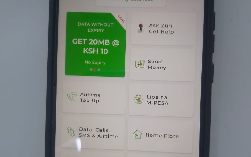 Safaricom airtime top up services will be unavailable for several hours this weekend