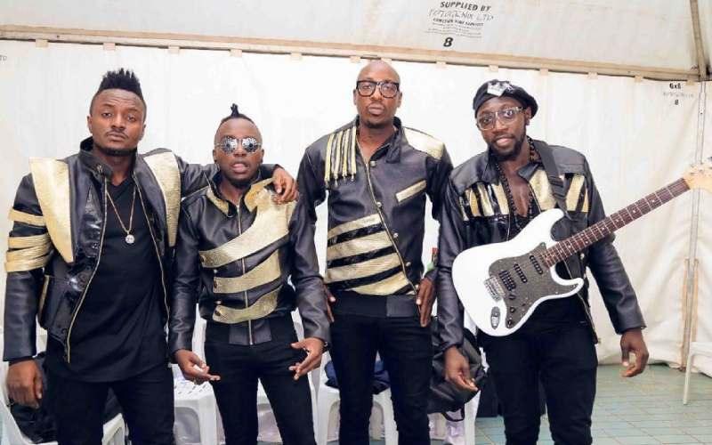 Sauti Sol allocated slot in major 2021 concert in Portugal