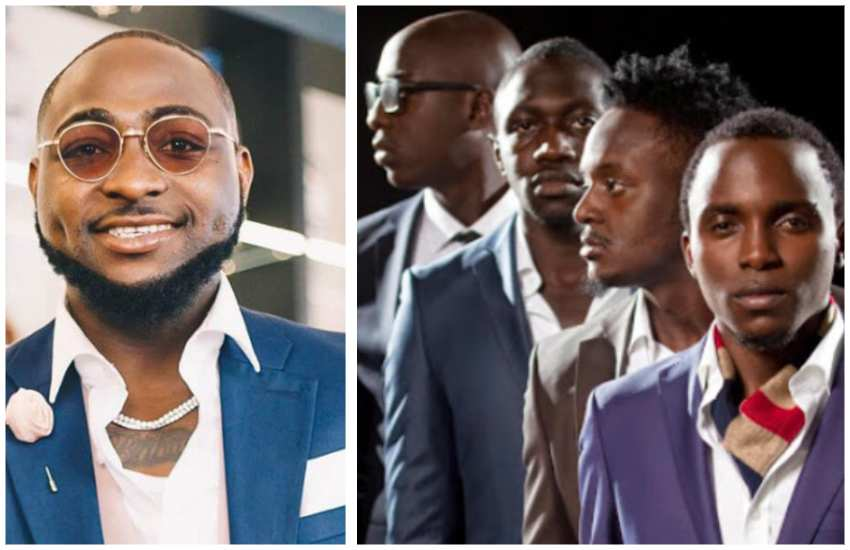 Sauti Sol featured on Davido's latest body of work, 'A Better Time'