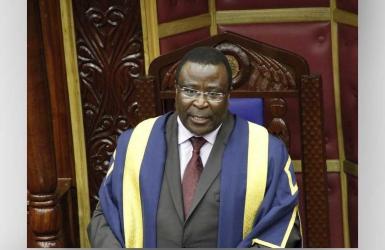 Outgoing Senate Speaker Ekwee Ethuro's hefty send-off package