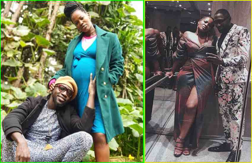 Seven adorable photos of soon to be parents, Polycarp and Landy Mandy