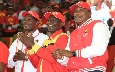 Siasa 101: Why Jubilee can still beat NASA in August