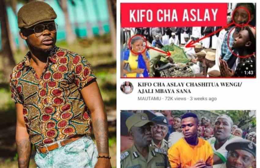 Singer Aslay furious, slams outlet behind death hoax