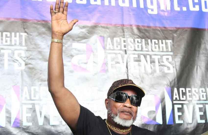 Singer Koffi Olomide addresses the kicking row