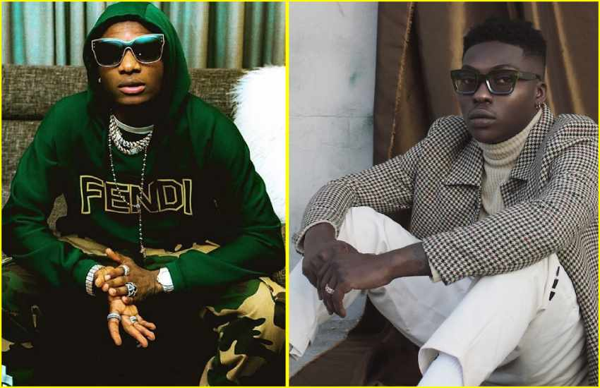 Wizkid blasts Reekado Banks for hyping new song amidst EndSARS protests