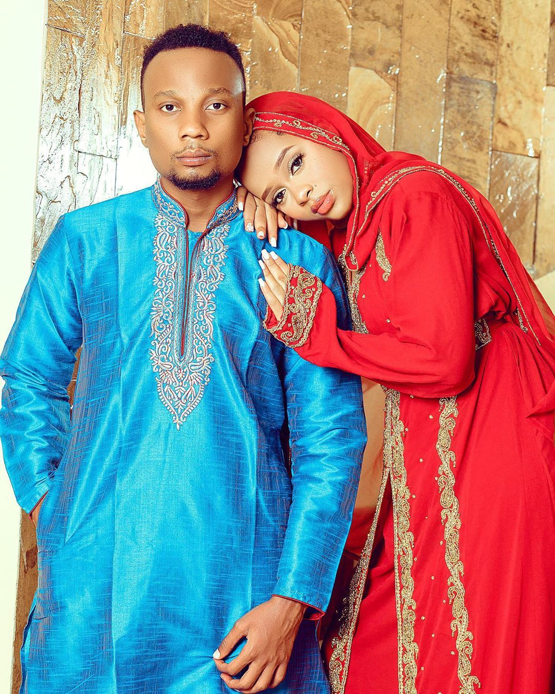 Nandy and fiancé Billnass release steamy collabo