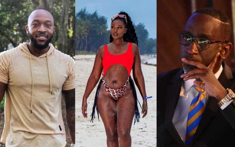 'Stand down and let love win,' Robert Burale advices Maureen Waititu, Frankie