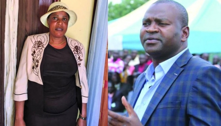 That woman is a liar- Jubilee aspirant accused of 'stealing' cars