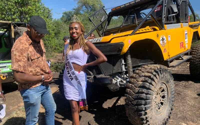 The 2021 Lukenya Off-Road contest