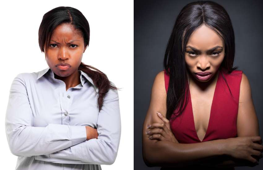 The boy is mine: How ugly it looks when two girls fight over a lover