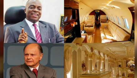 The poor shall inherit the Earth? Not really! 10 richest pastors in the world