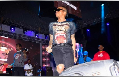 The wave that never rocked: When reunited Camp Mulla 'owned' Tekno's concert