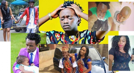 Two babies, love triangle, dream wedding at stake: Bahati's unlucky love life