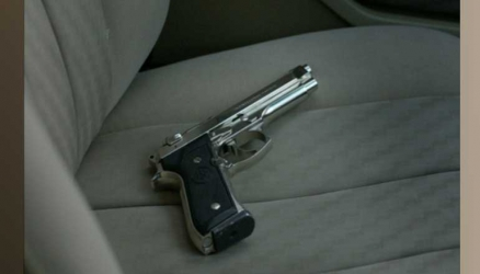 They left a gun in my car! Chilling confessions of Taxi drivers