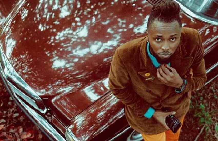 This pandemic has changed my perspective, says singer Kagwe Mungai