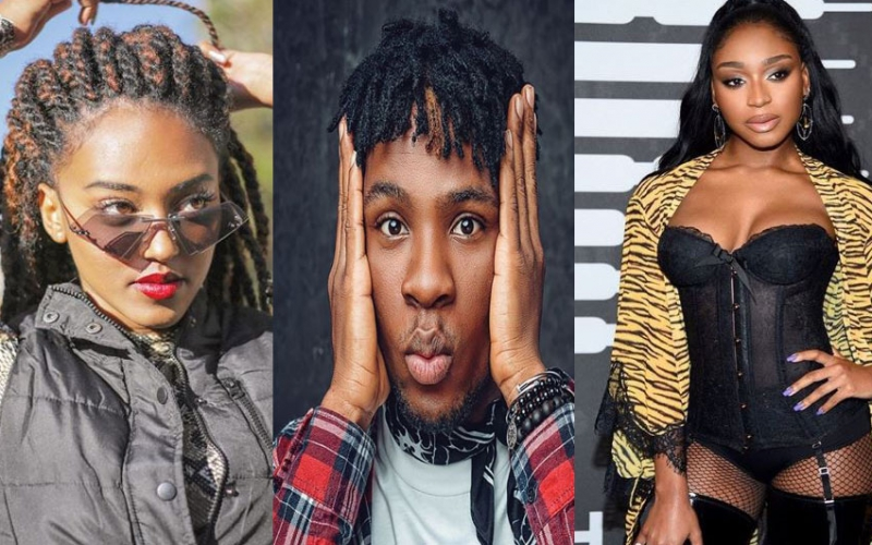 7 new artistes making waves in the music industry