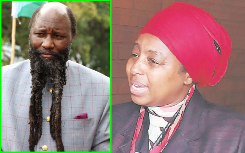 Prophet David Owuor is not my husband - Lily Macharia
