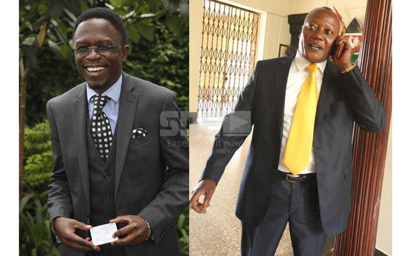 Ababu Namwamba: Budalang'i MP Raphael Wanjala stoned my chopper