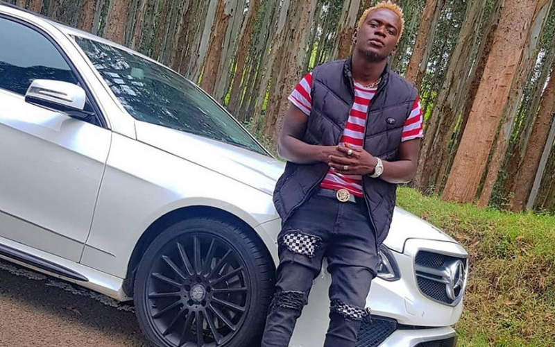 After calling Rayvanny a thief, Willy Paul goes for 'Chura' dance