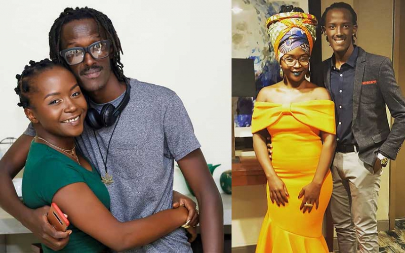 Anne Kansiime's lover savagely claps back at trolls over his physique