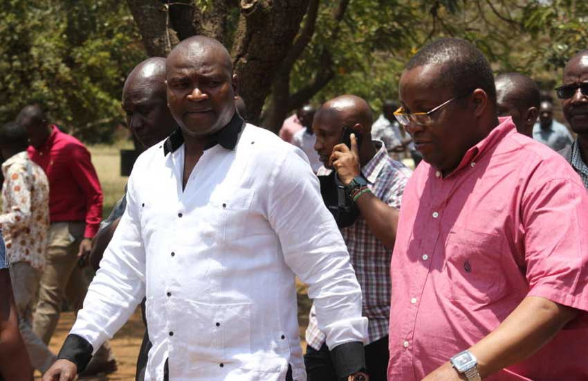 Baba used me for 10 years, but Ruto made me boss in months - Echesa