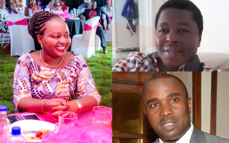 Before Waiganjo, Tony thought the world started and ended with Waiguru