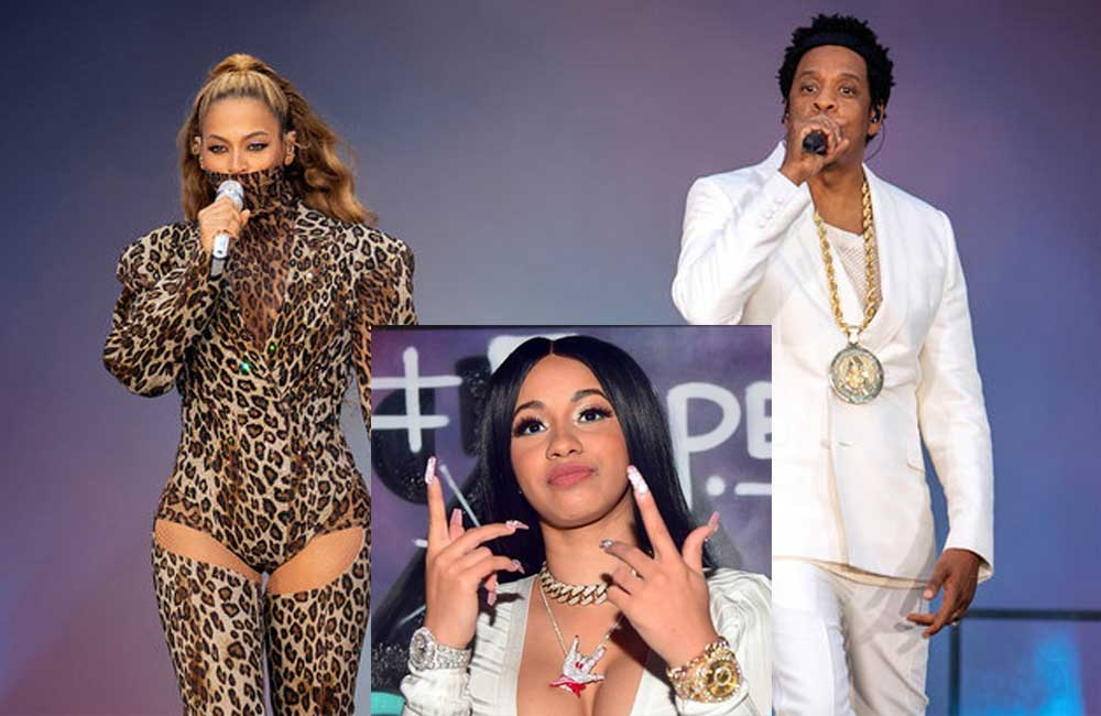 Cardi B, Beyonce, Jay-Z lead 2018 MTV VMA nominations
