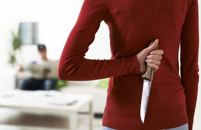 'Community husbands' easily knifed, psychologist reveals