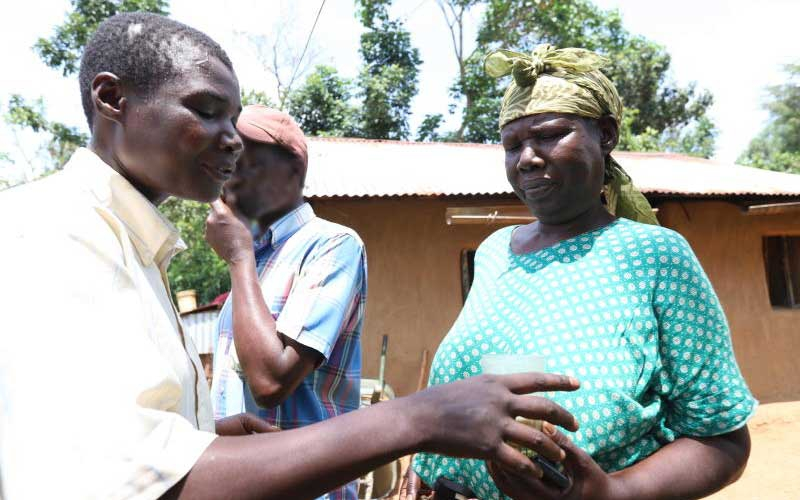 Conjestina's illness has made me the village laughing stock- Mother