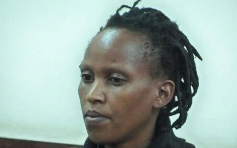 Dandora mum in court for setting 10-year-old son on fire