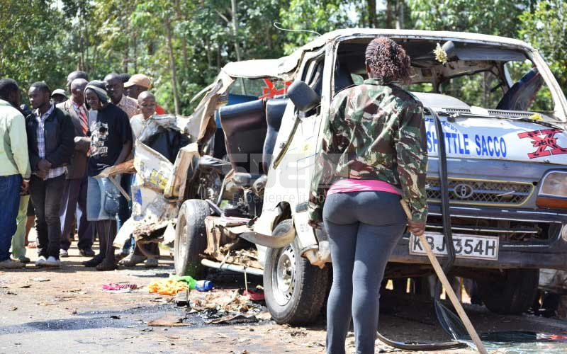 Death race: More than 3,000 Kenyans died in 2018