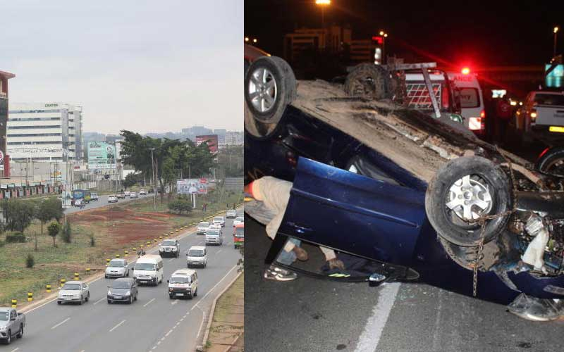 Death trap: Mombasa Road is Nairobi's leading highway to heaven