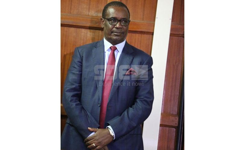 Detectives detain Kidero's Benz over 'tax evasion'