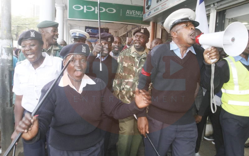 Don't preach while in your uniforms, police warned