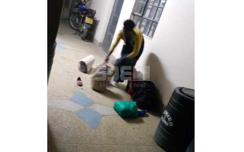 Embakasi woman evicts seductive sister