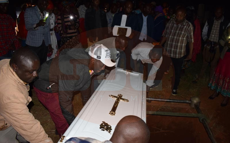 Embu: Why slain woman and daughter were buried at night