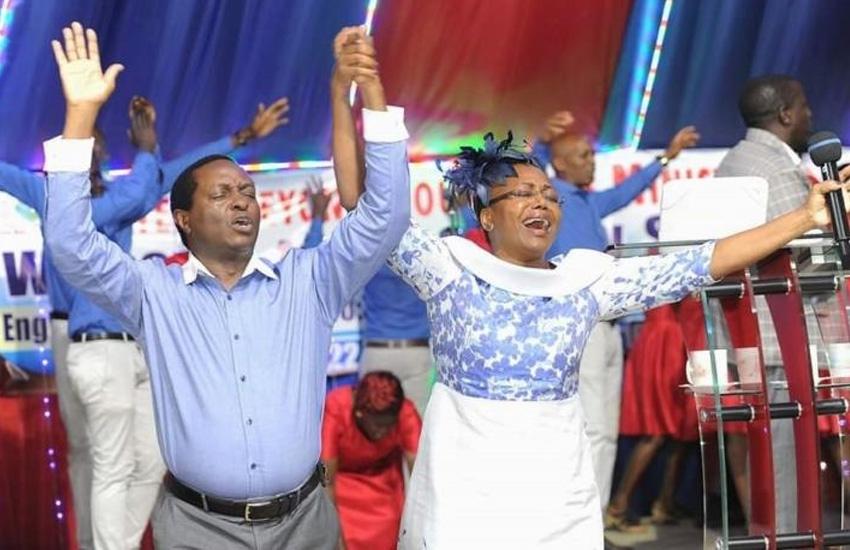Evangelist Lucy Wa Ngunjiri not dating Governor Sonko