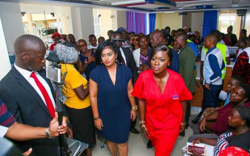 Eying political seat? Akothee teams up with Passaris in funds drive