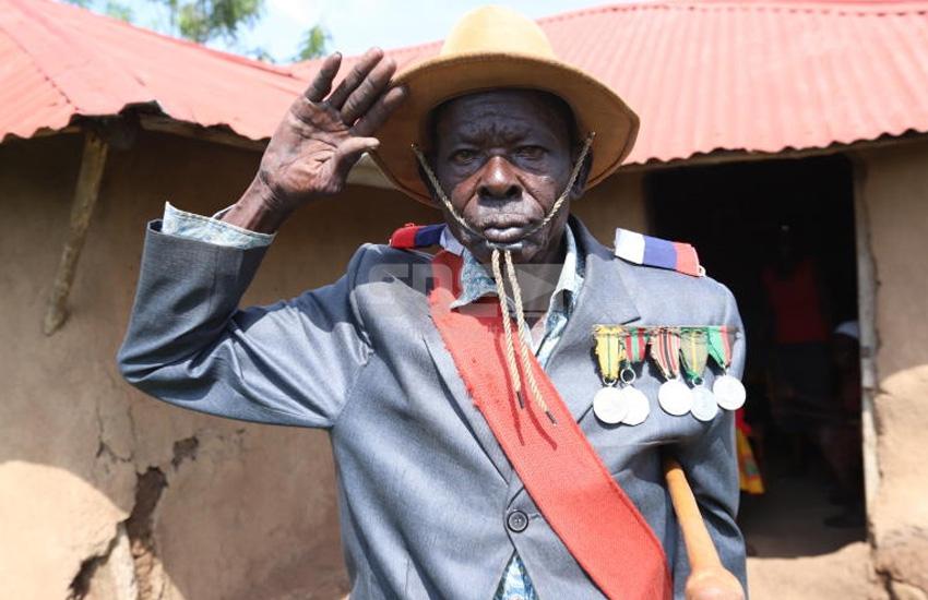 Clisantus Ojode: From guarding Kenyatta's grave to village watchman