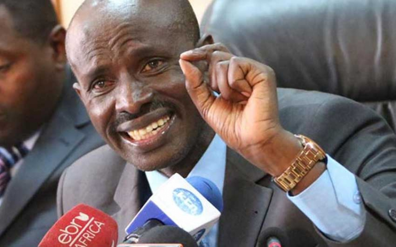 From Wilson Sossion to Ruto, new bible verses emerging