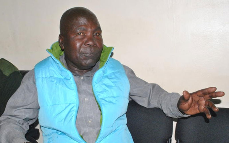 Hakuna file: Dismissed KDF soldier in tears as case drags 15 years later