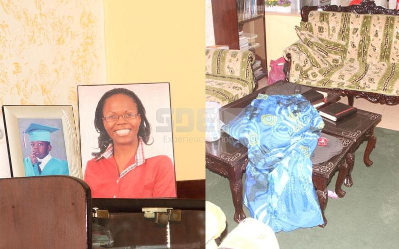 How unpaid rent, foul smell alerted caretaker of lecturer's dead son