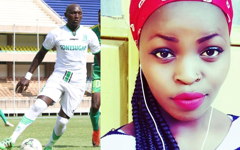 I did not sleep with my mother-in-law: Footballer