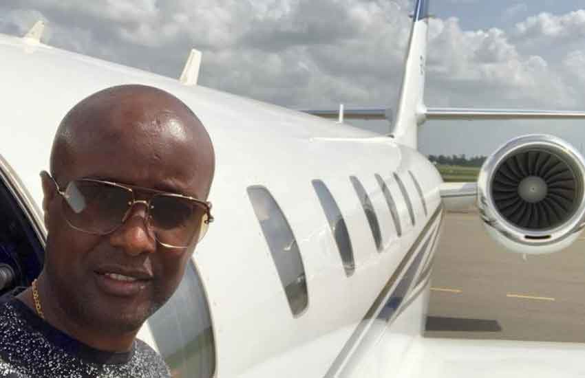 Sportpesa boss responds to claims he splashed billions on new jet