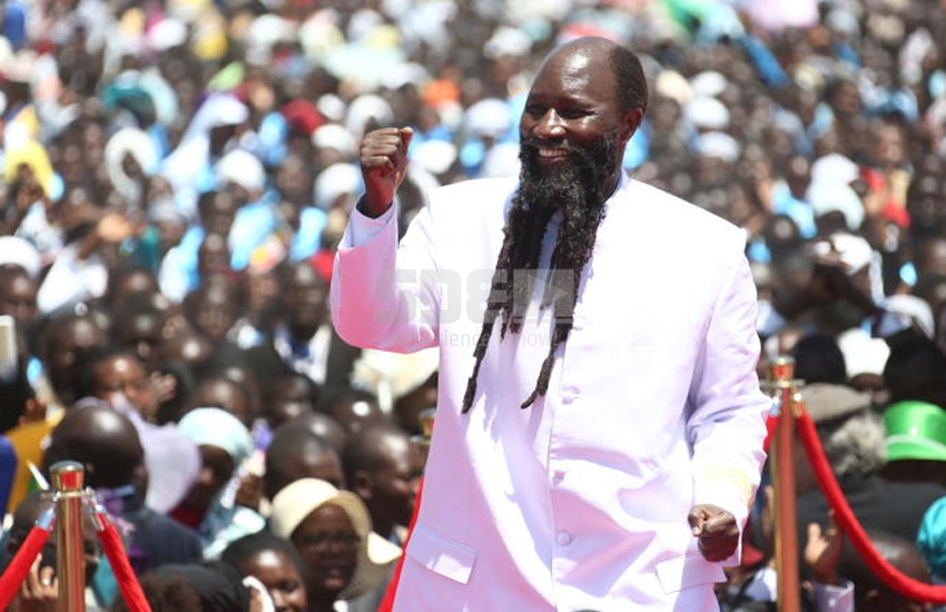I will be assassinated in Jerusalem and ascend straight to heaven – Owuor