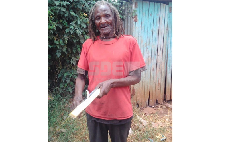 I was so rich, I could have owned Ruaka town- Sugarcane seller