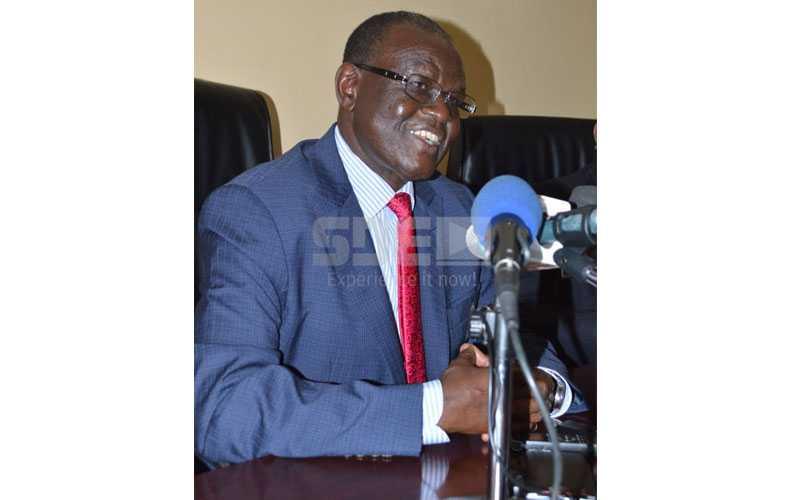 I will not changa for any harambee: Governor Kiraitu Murungi
