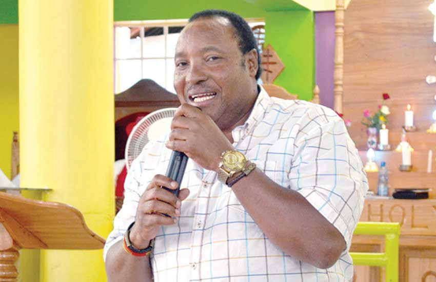 If you want peace in the house, buy your wife a TV - Governor Waititu